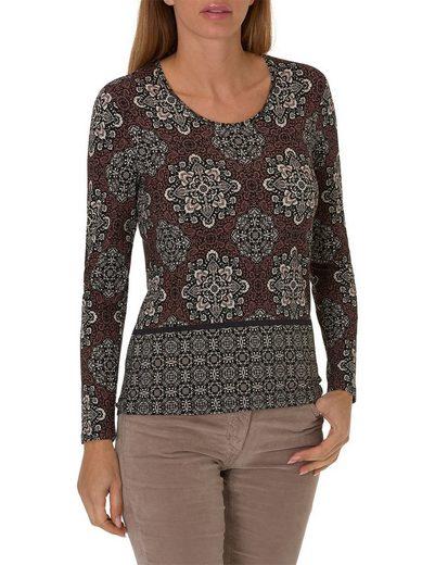 Betty Barclay Shirt mit Muster