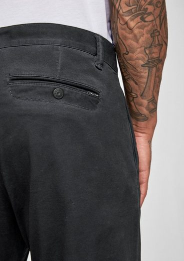 s.Oliver RED LABEL Scube Relaxed: Stretch-Chino