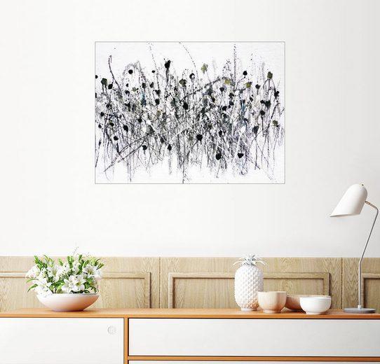 Posterlounge Wandbild - Christin Lamade »little black«