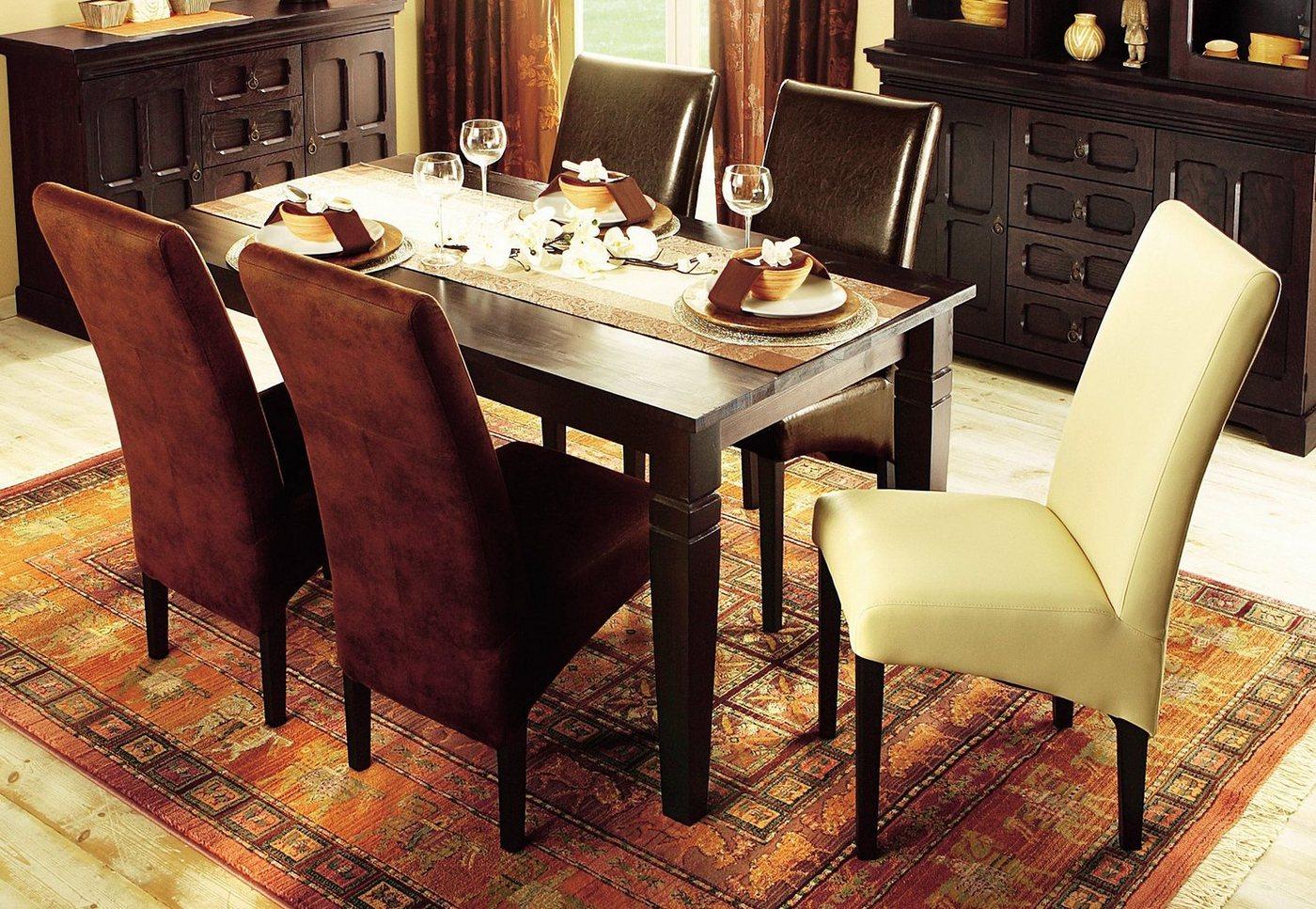kolonialstil esstisch preisvergleiche erfahrungsberichte und kauf bei nextag. Black Bedroom Furniture Sets. Home Design Ideas