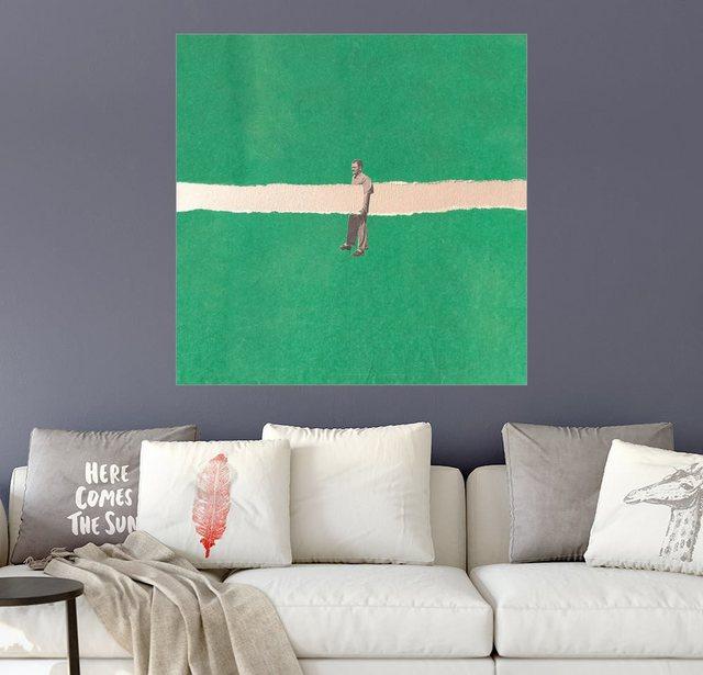 Posterlounge Wandbild - Carlos Quitério »unhold«   Dekoration > Bilder und Rahmen > Bilder   Bunt   Posterlounge