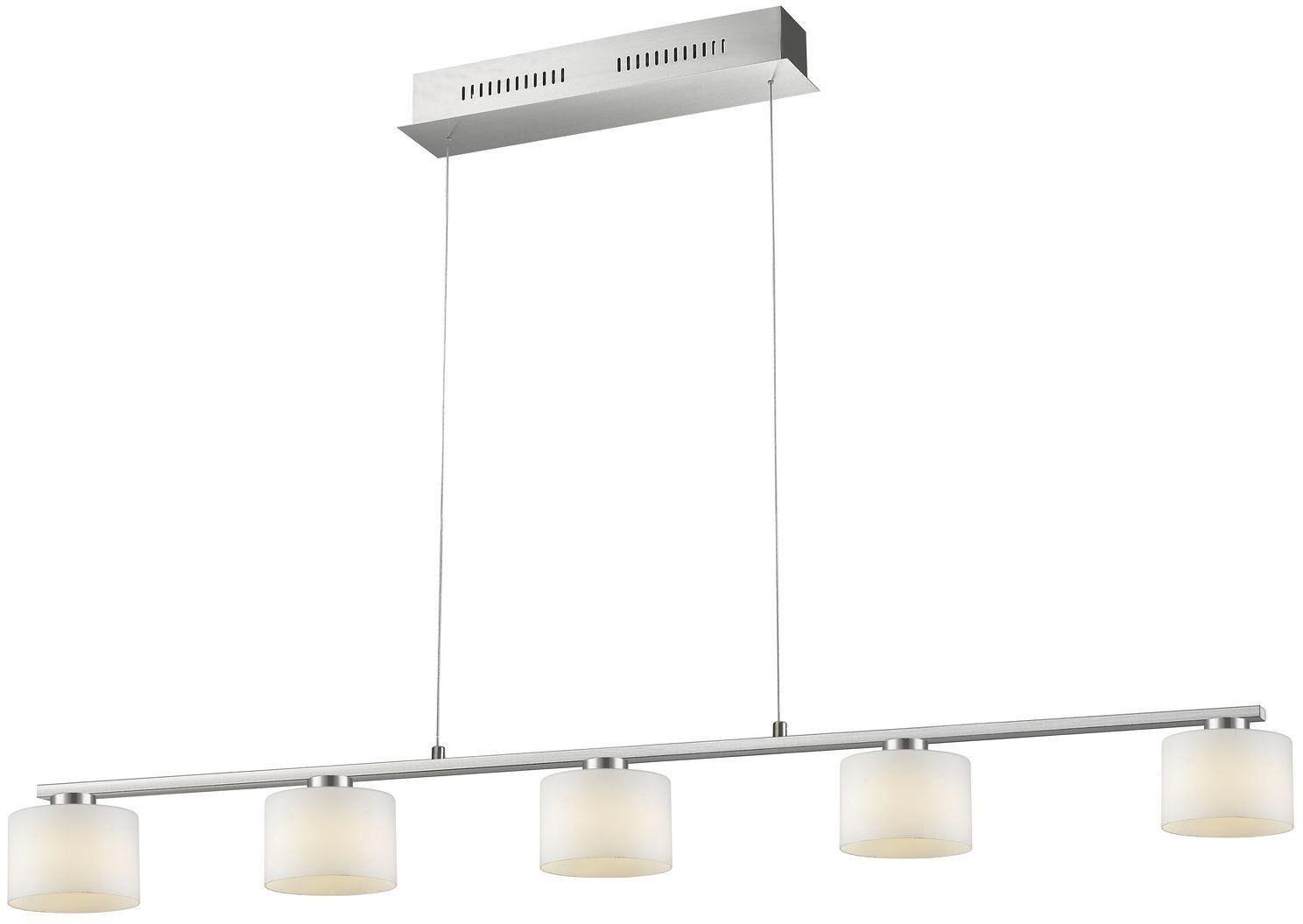 TRIO Leuchten LED Pendelleuchte »ALEGRO«, 5-flammig
