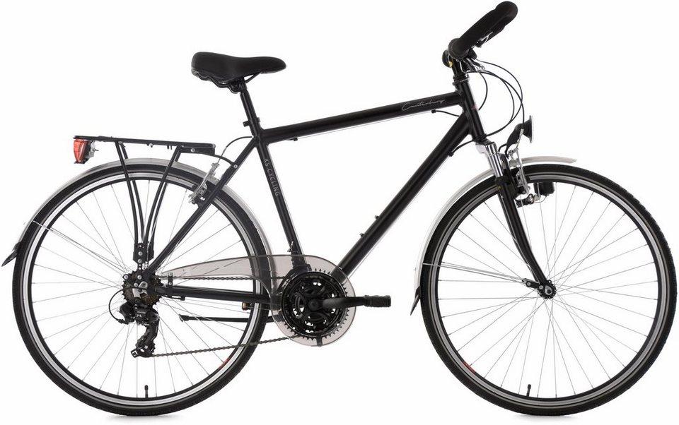 ks cycling trekkingrad canterbury 21 gang shimano tourney tx schaltwerk kettenschaltung axa. Black Bedroom Furniture Sets. Home Design Ideas