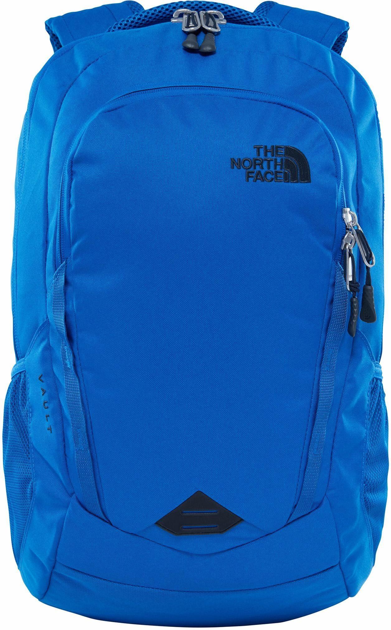 The North Face Rucksack mit 15-Zoll Laptopfach, »Vault, Blue/Navy«