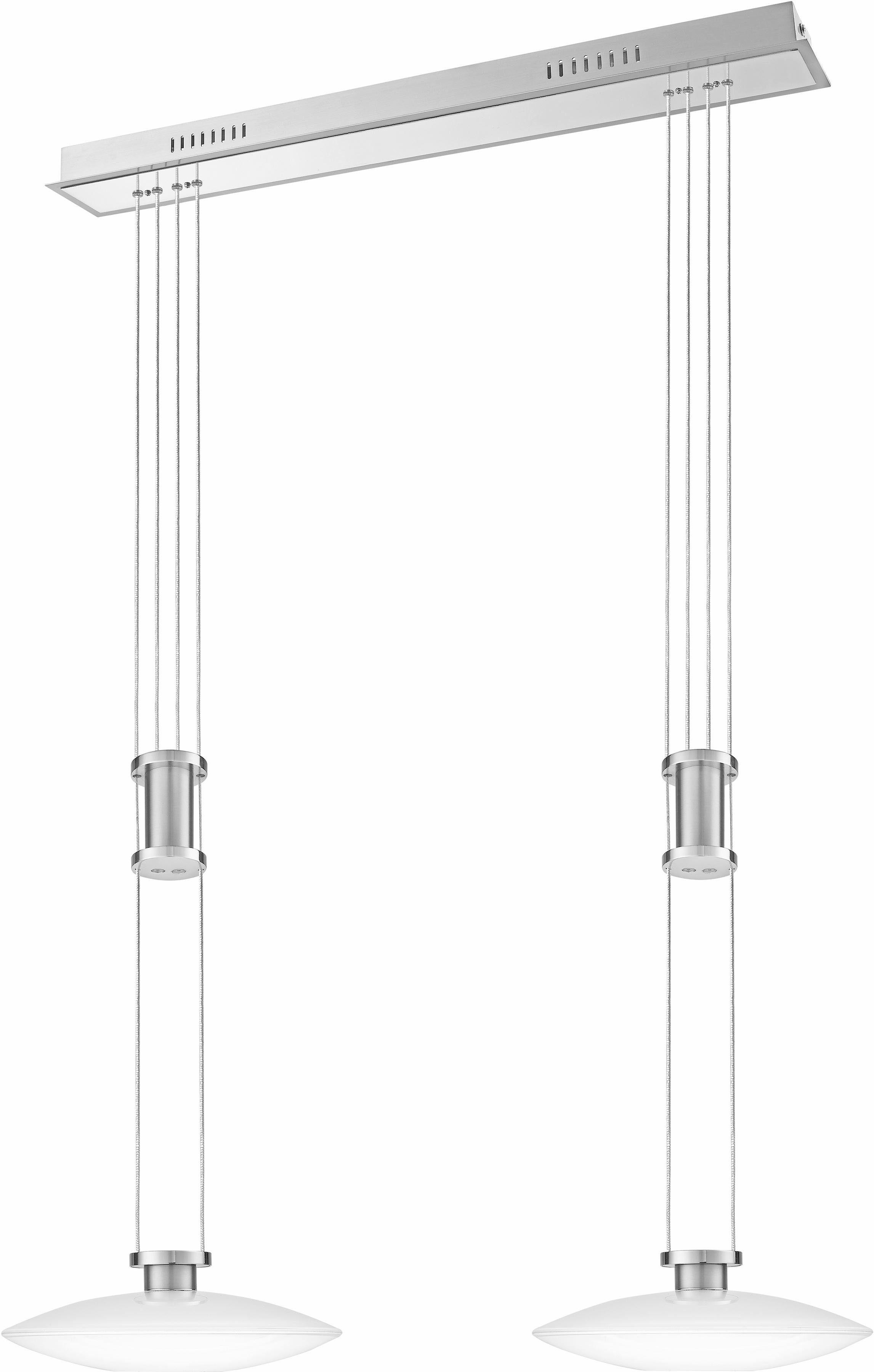 TRIO Leuchten LED Pendelleuchte »ELINA«, 2-flammig
