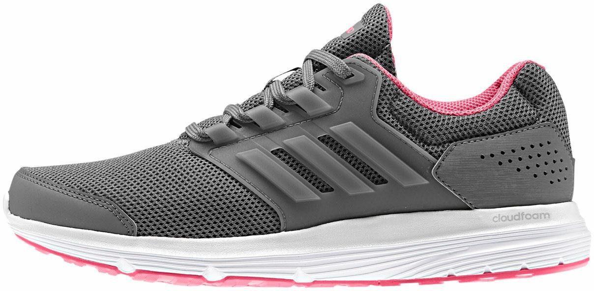 adidas Galaxy 4 W Laufschuh online kaufen  anthrazit-pink