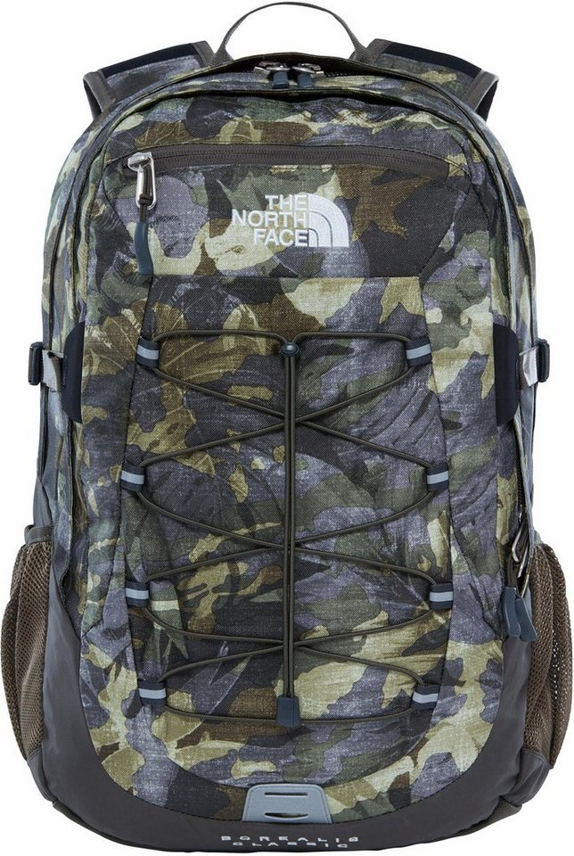4f729c2843fed The North Face Rucksack mit 15-Zoll Laptopfach