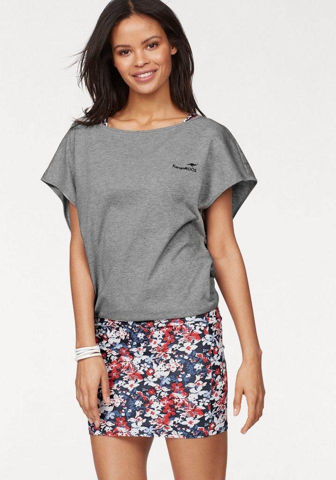 55977ce73f83 KangaROOS 2-in-1-Kleid (Set, 2 tlg., mit T-Shirt) im Set mit Shirt ...