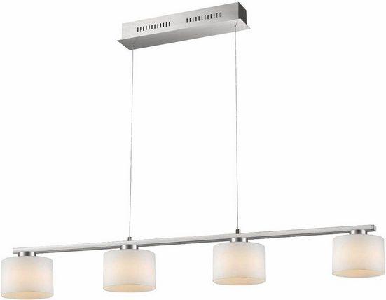 TRIO Leuchten LED Pendelleuchte »Alegro«, LED Hängelampe, LED Hängeleuchte, Switch Dimmer