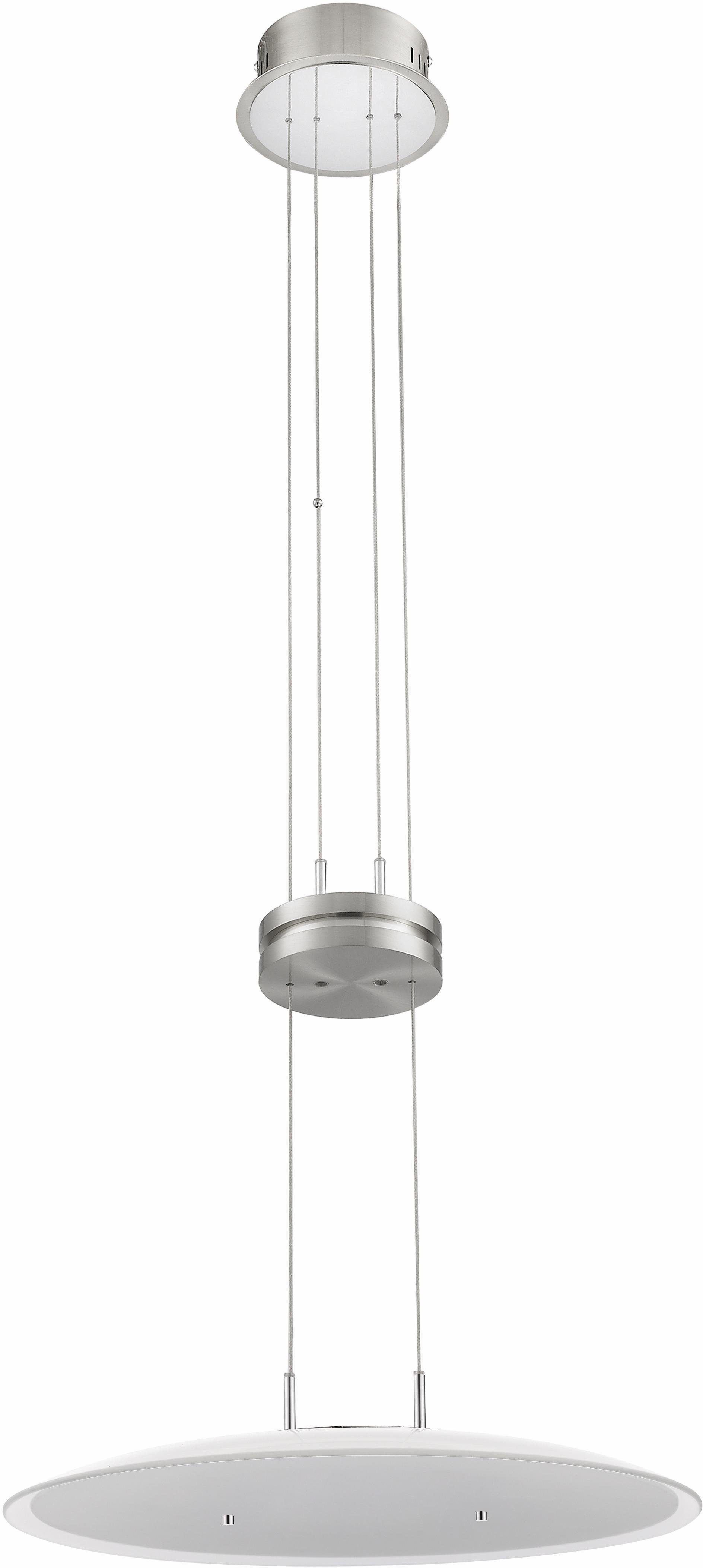 TRIO Leuchten LED Pendelleuchte »ELINA«, 1-flammig
