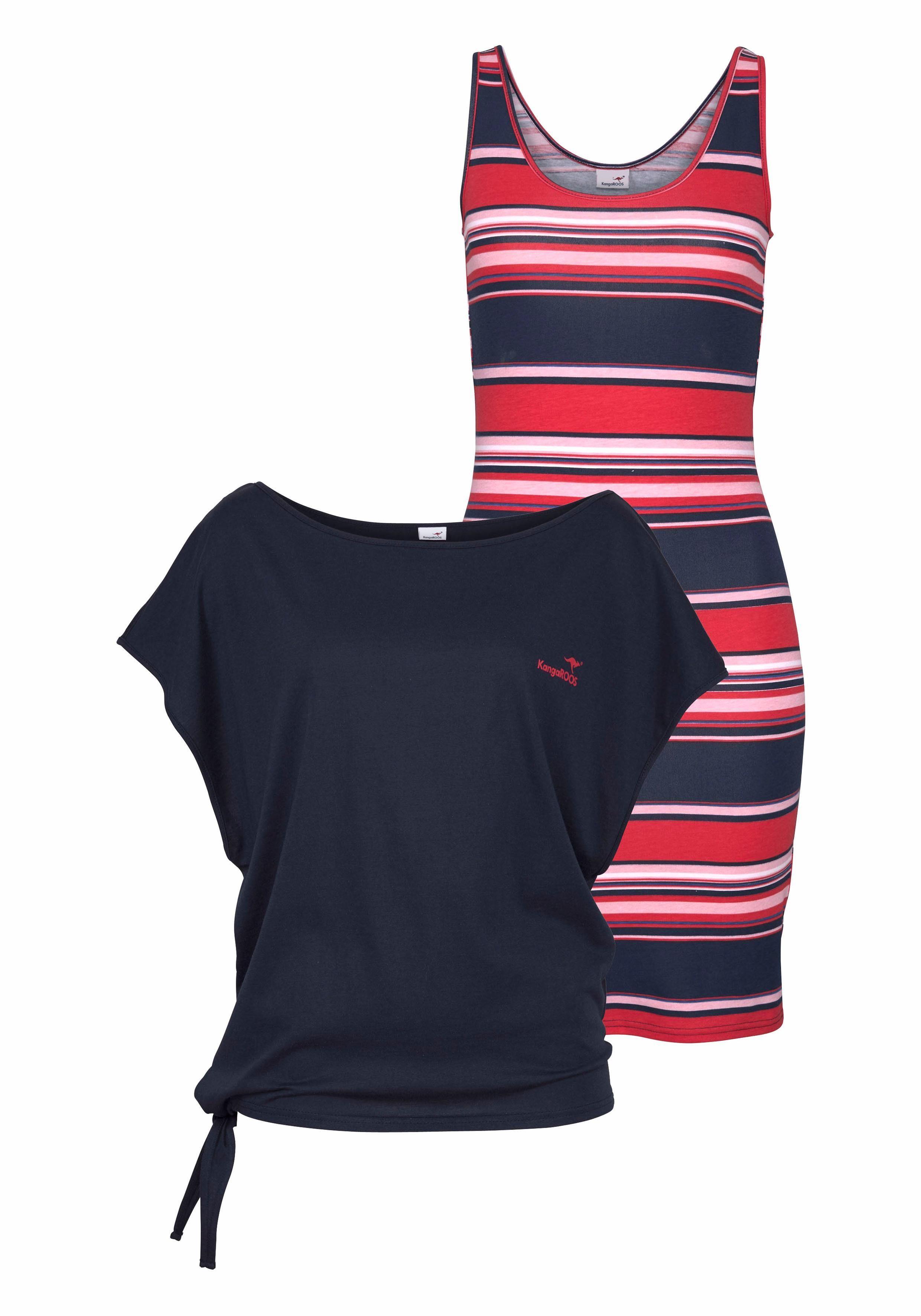 Kaufen Kangaroos T shirtStretchanteil tlgMit Jerseykleidset2 Online ZuOkXPwiT