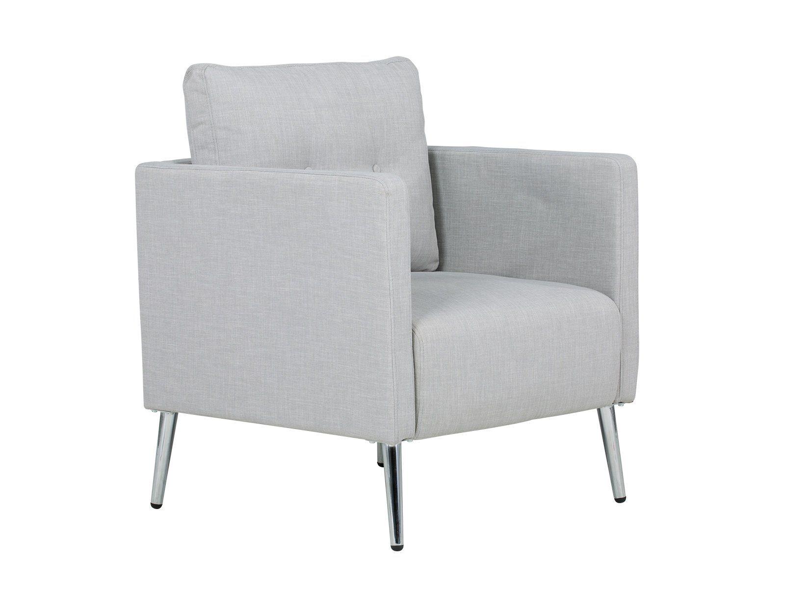 massivum Sessel aus Flachgewebe »Melrose «