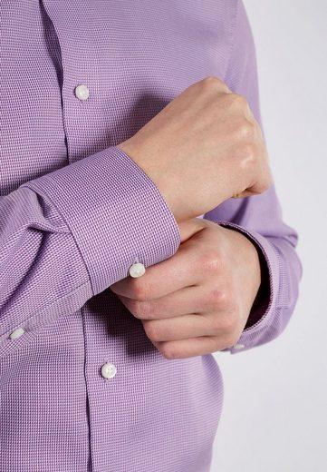 Next Slim-Fit Hemd mit Textur