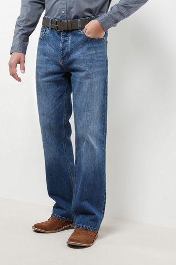 Next Jeans mit Gürtel