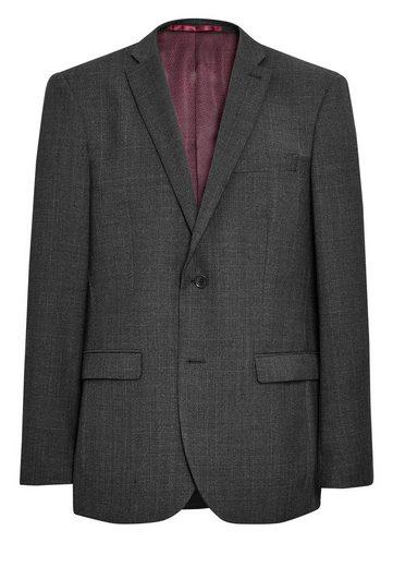 Next Regular-Fit-Anzug mit Karomuster: Sakko