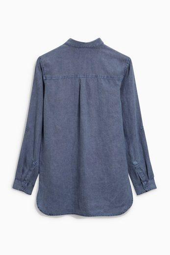 Next Leinenhemd
