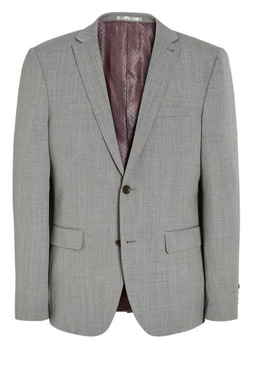 Next Slim-Fit Anzug mit Struktur: Sakko