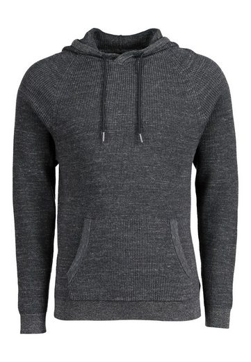 Next Kapuzensweatshirt mit Waffelmuster