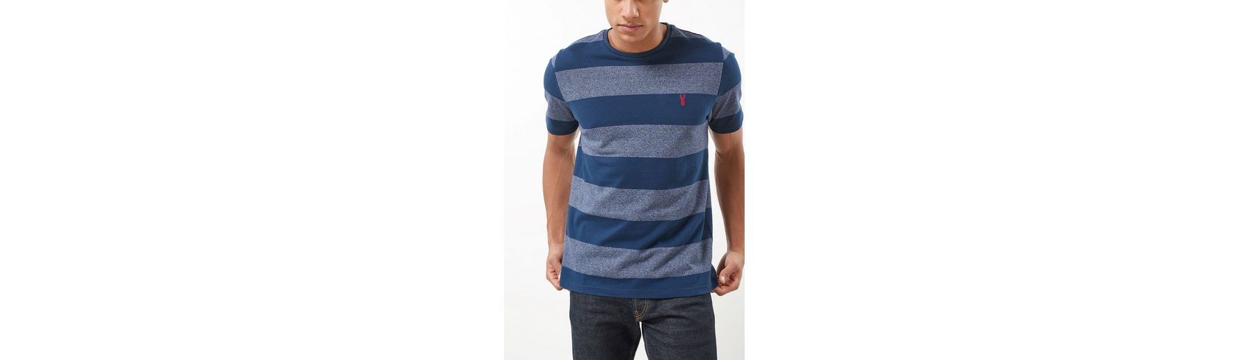 mit Streifen Jacquard Jacquard mit Jacquard Shirt Shirt Next Streifen T Next T T Next a5xdqawOSW