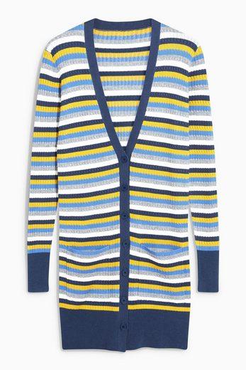 Next Striped Sweater Long