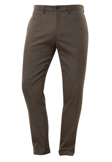 Next Slim-Fit Flatfront-Hose aus Flanell