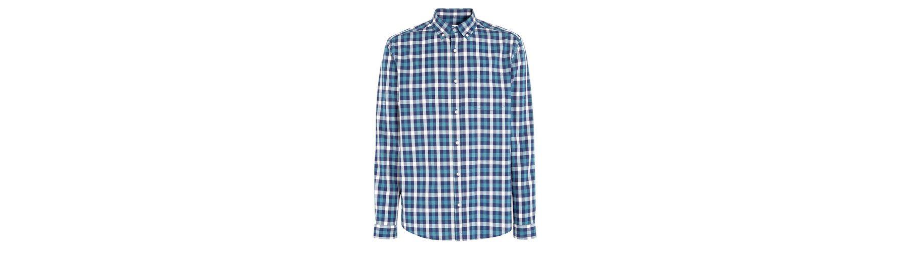 Next Langärmeliges Hemd mit Buffalo-Karo Spielraum Niedriger Preis vaDt1za