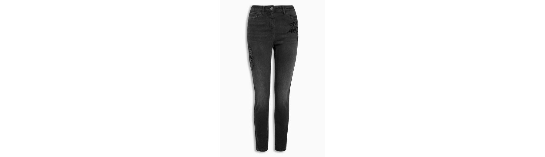 Next Jeans mit Zierdetails Auf Der Suche Nach Billig 100% Authentisch Spielraum Günstiger Preis Am Billigsten Mpdnd7