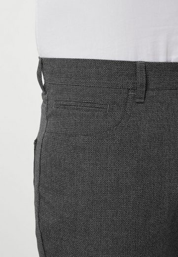 Next Structured Trousers In Regular-fit