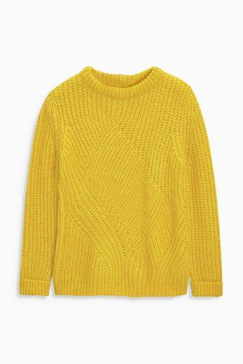 Next Gerippter Pullover