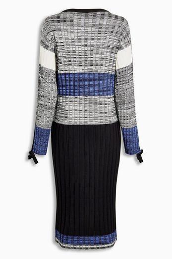 Next Rip Trick-dress In Block Colors