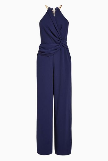 Next Jumpsuit With Knot Detail