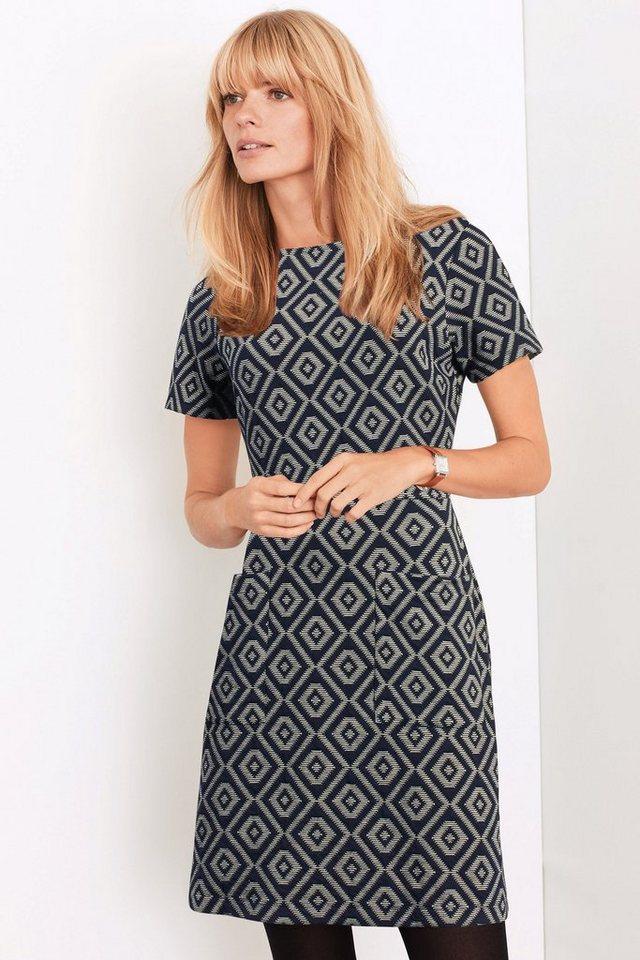 next jacquardkleid mit eckigem ausschnitt kaufen  otto