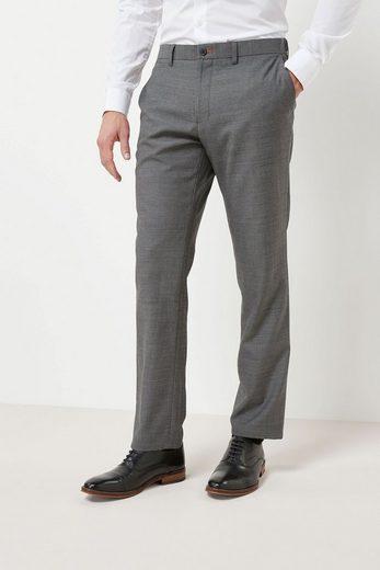 Next Slim-Fit-Hose mit Wollanteil im Jeans-Look