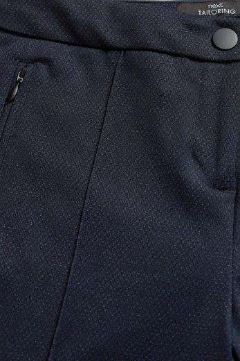Next Skinny-Hose mit Textur, maschinenwaschbar