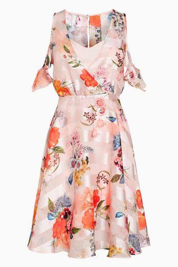 Next Schulterfreies Kleid