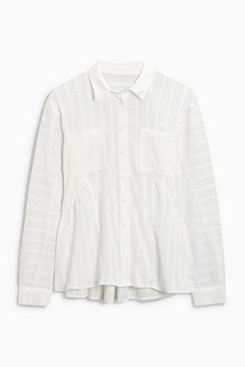 Next Hemd mit Schößchen