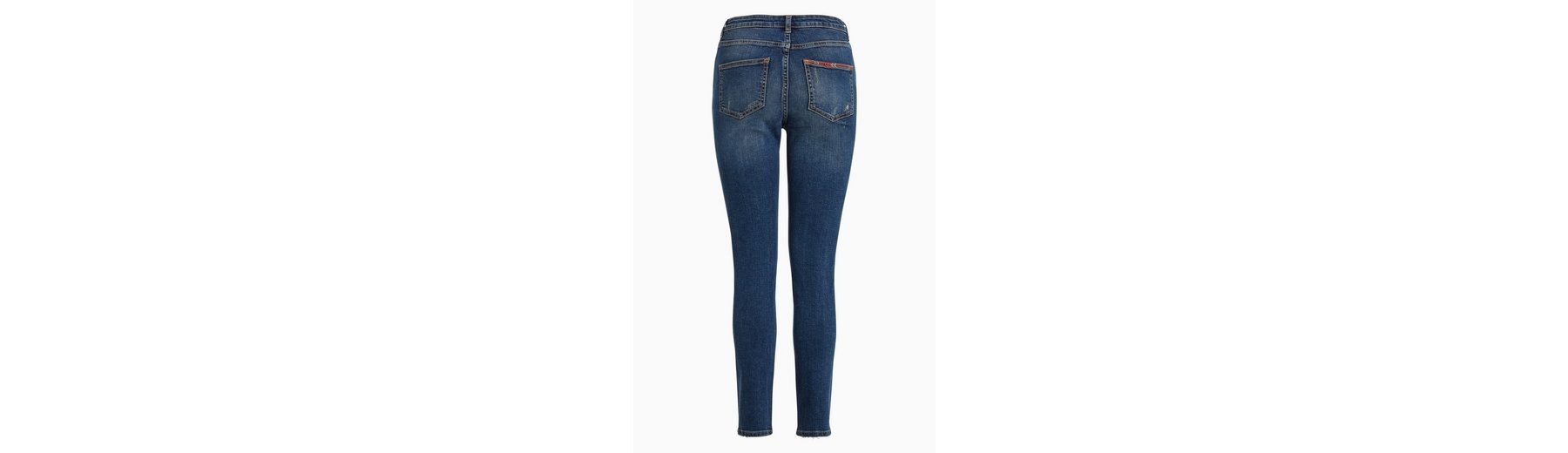 Auslass Für Schön Billig 100% Garantiert Next Skinny-Jeans mit besticktem Saum Spielraum Niedrigsten Preis 2GUsEx9