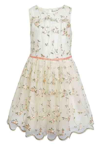 Next Brautjungfernkleid mit Stickdetail