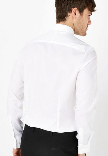 Next Oxford Forward Slim-Fit-Hemd mit Kläppchenkragen