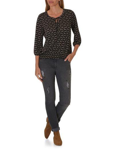 Betty Barclay Shirt im Blusenstil mit Allover Animal Druck