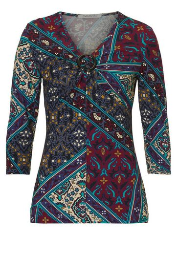 Betty Barclay Shirt mit Allover-Muster