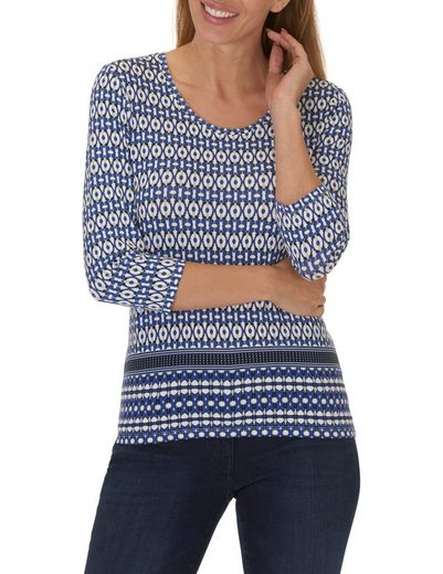 Betty Barclay Shirt mit grafischem Muster
