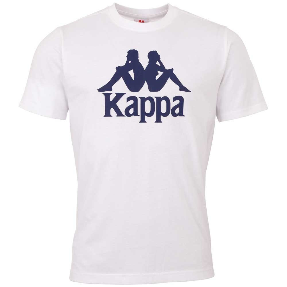Kappa T-Shirt »AUTHENTIC CASPAR« mit plakativem Logoprint