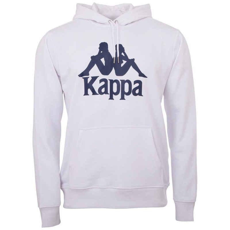 Kappa Kapuzensweatshirt »AUTHENTIC TAINO« mit plakativem Logoprint