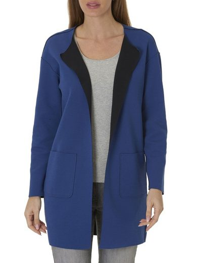Betty Barclay Shirtjacke mit Spatenkragen