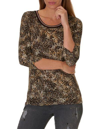 Betty Barclay Leo Shirt With Round Neck