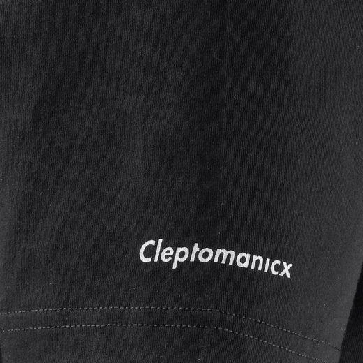 Cleptomanicx Print-Shirt Mowe