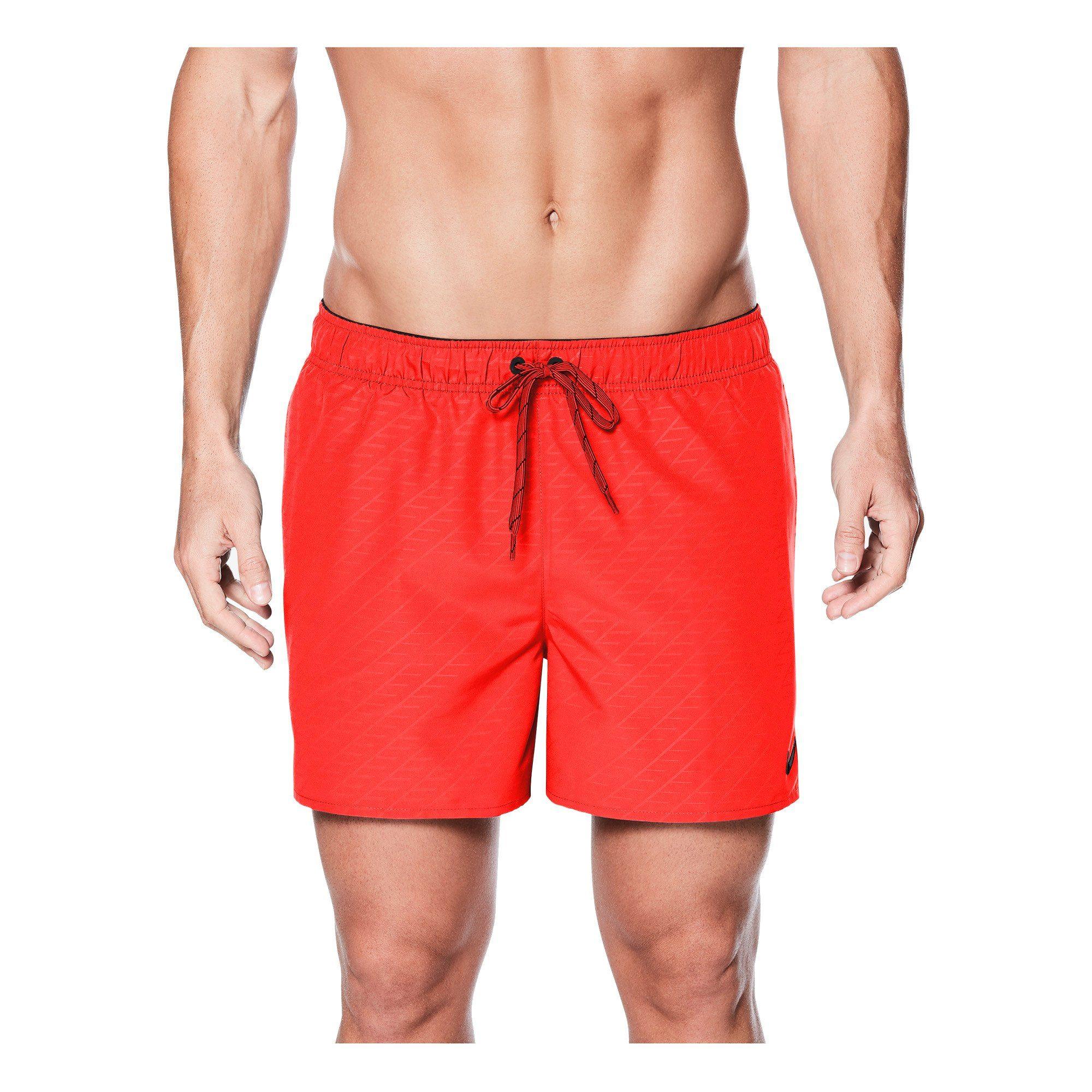 "Nike Hose »Core Emboss 4"" Volley Shorts Men«"