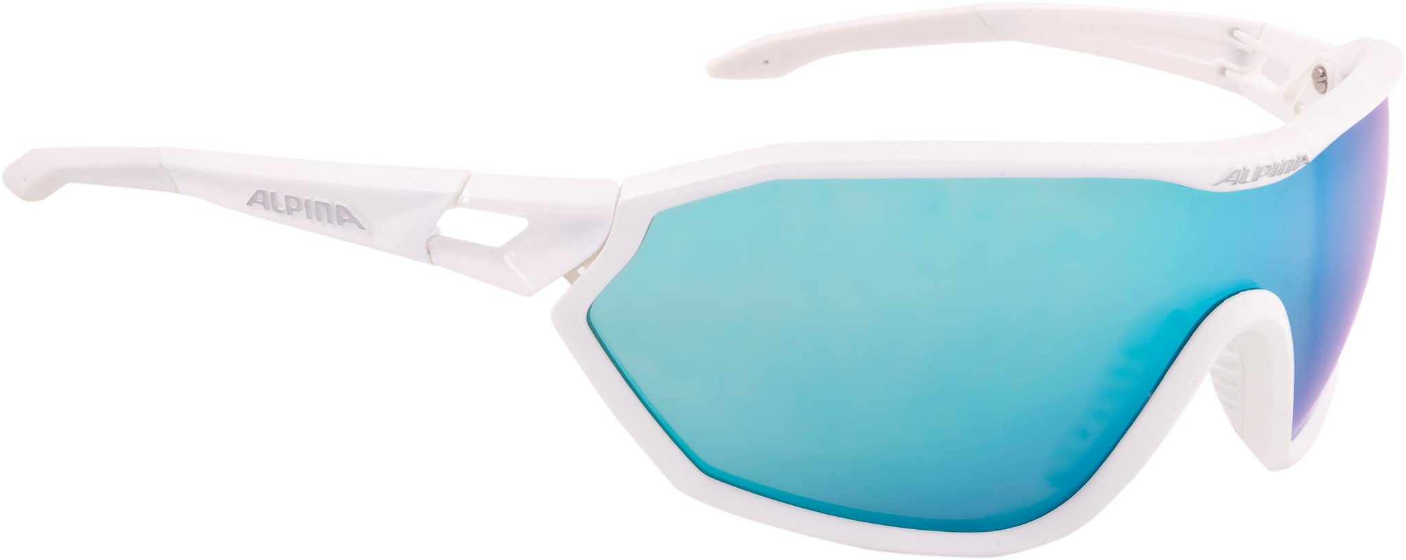 Alpina Sportbrille »S-Way CM+ Glasses«