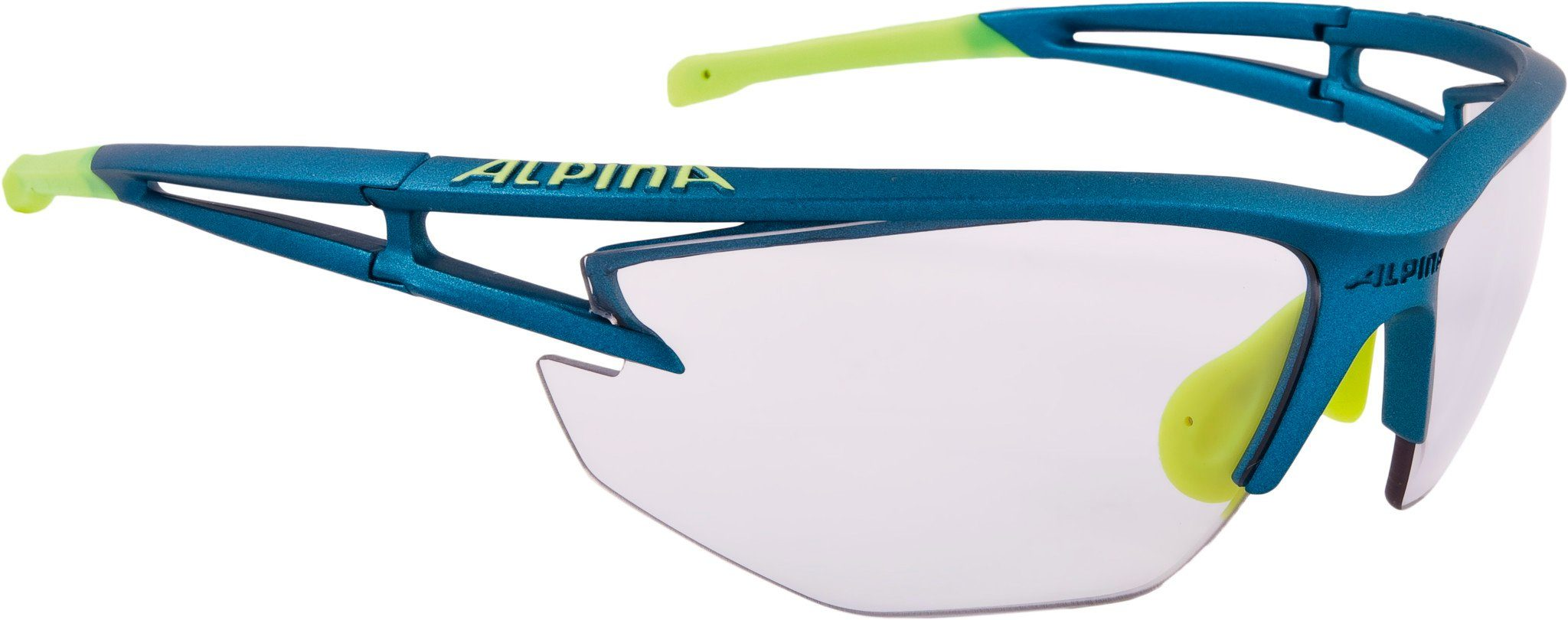 Alpina Sportbrille »Eye-5 HR VL+ Glasses«, blau, blau